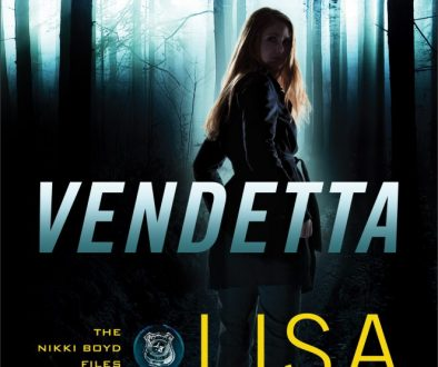 KNCOVER LISA HARRIS Vendetta Book Cover