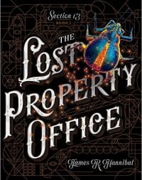 Lost Property Office, The Cover