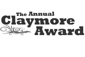 Unpublished Manuscript? Get Published. Enter the 2018 Claymore Awards