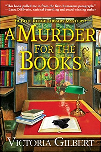 20171212CoverAMurderfortheBooksVictoriaGilbert