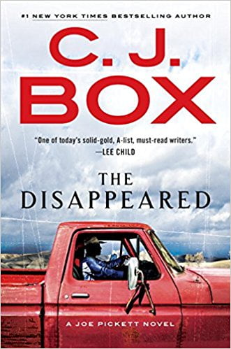 2018CoverTheDisappearedCJBox