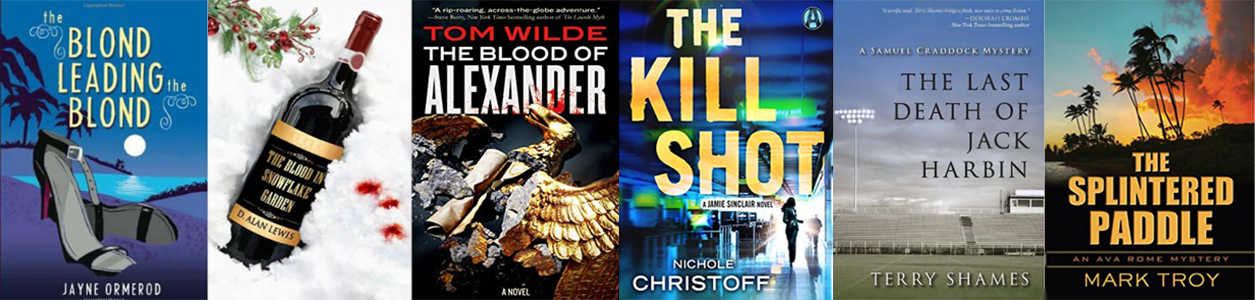 Enter The Killer Nashville Claymore Award