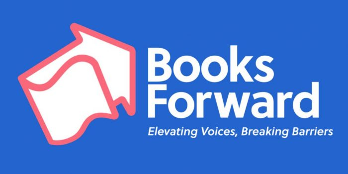 books forward elevating dual logo copy
